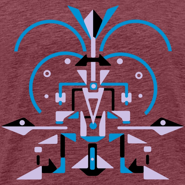 T-shirt krijger