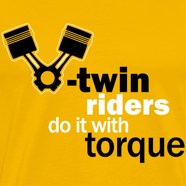 V-twin riders