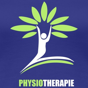 Physiotherapie Baum T-Shirts - Frauen Premium T-Shirt