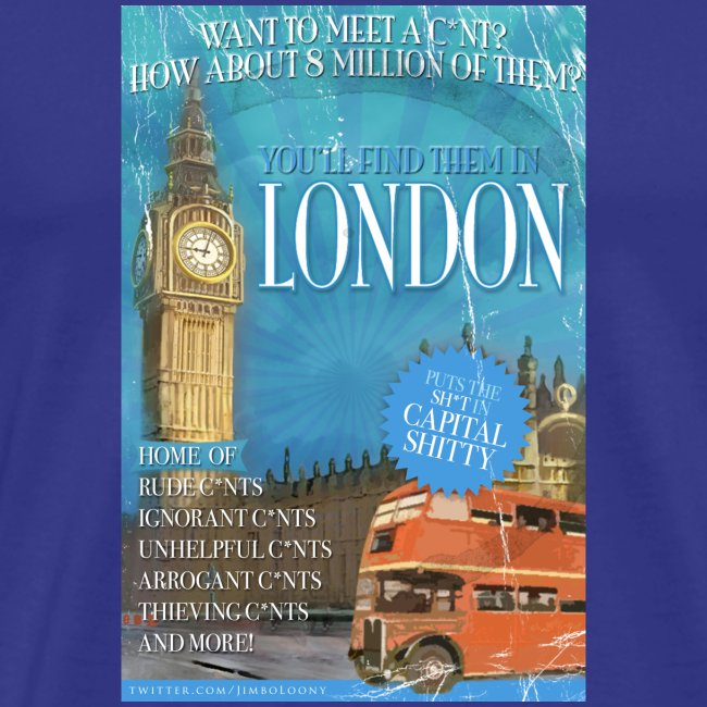 Taff Tourism: London (swear free)