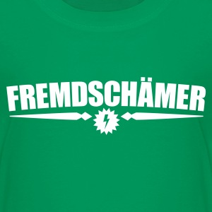 Fremdschämer (normal) T-Shirts - Teenager Premium T-Shirt