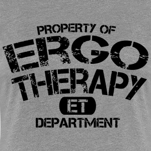 Ergotherapie Department Shirt / Therapie T-Shirts - Frauen Premium T-Shirt