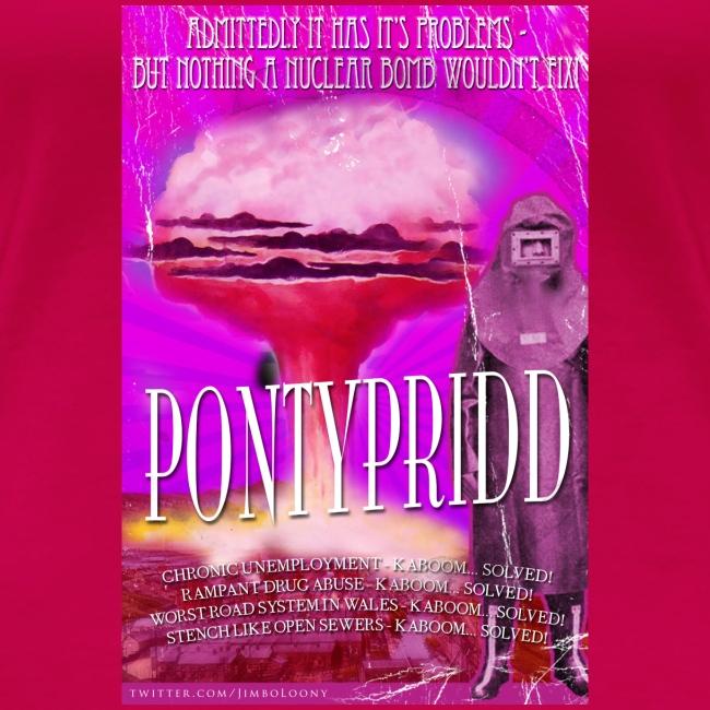 LADIES Taff Tourism: Pontypridd