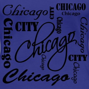 Chicago T-skjorter - Premium T-skjorte for kvinner