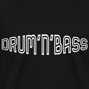 Drum'n'Bass T-Shirts - Men's Premium T-Shirt