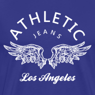 Motif ~ T shirt homme athletic jeans los angeles