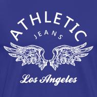 Motif ~ T shirt homme athletic jeans los angeles