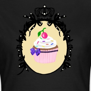 Sweet Cupcake T-Shirts - Frauen T-Shirt