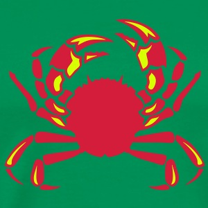 crabe cancer krabbe0 Tee shirts - T-shirt Premium Homme