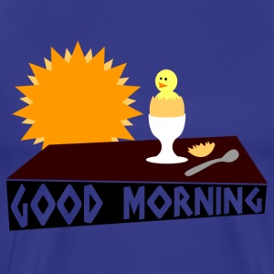 good morning T-shirts - Mannen Premium T-shirt