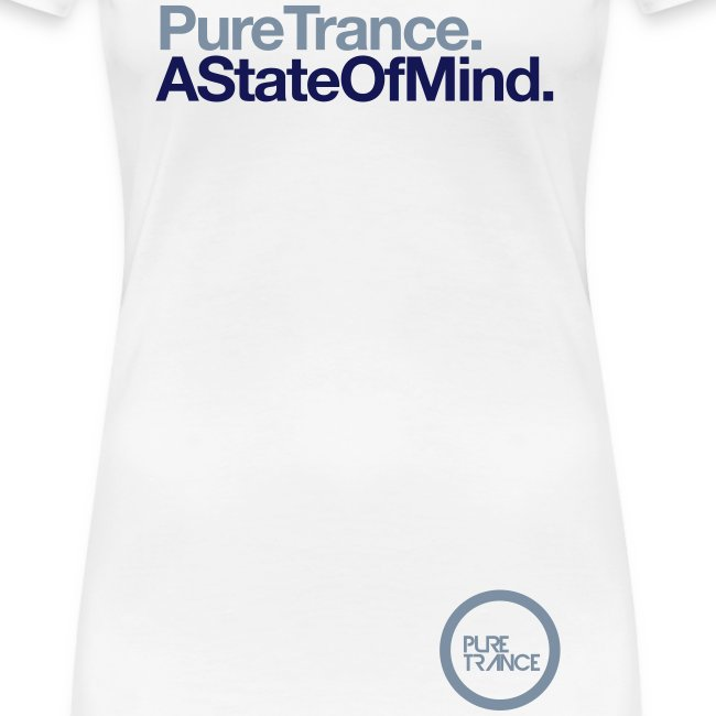 A State Of Mind [Female] Metallic / Navy Blue