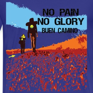NO PAIN NO GLORY Men's Classic T-shirt - Men's Premium T-Shirt