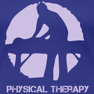 Physical Therapie / Physiotherapie T-Shirts - Frauen Premium T-Shirt