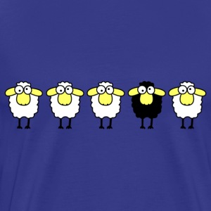 black sheep  T-Shirts - Men's Premium T-Shirt