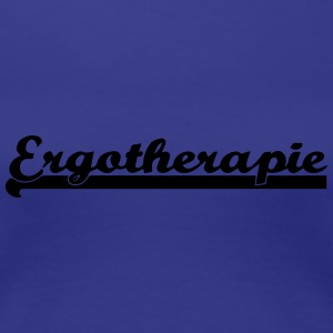 Ergotherapie Teamsport T-Shirts - Frauen Premium T-Shirt