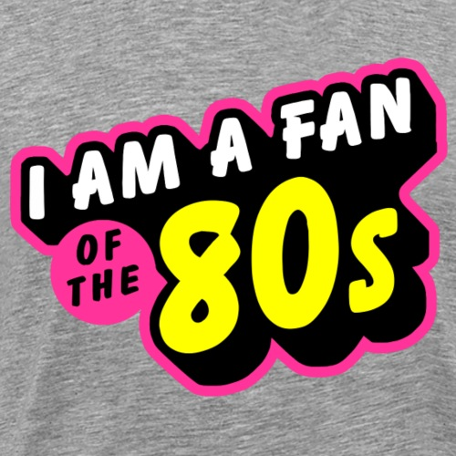 fan of the 80s