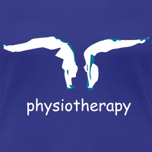 Physiotherapie body move  T-Shirts - Frauen Premium T-Shirt