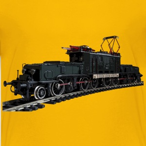 Locomotive (ÖBB 1189) - Teenage Premium T-Shirt