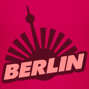 berlin Shirts - Teenage Premium T-Shirt