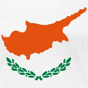 Flag of Cyprus T-Shirts - Women's Premium T-Shirt