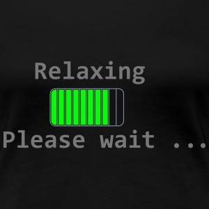 Relaxing - Frauen Premium T-Shirt