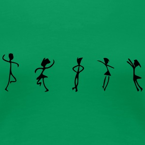 Physiotherapie / Ergotherapie Dance T-Shirts - Frauen Premium T-Shirt