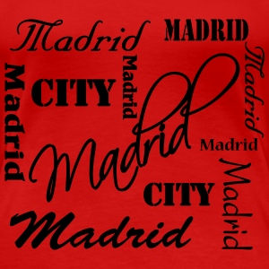 Madrid T-Shirts - Frauen Premium T-Shirt