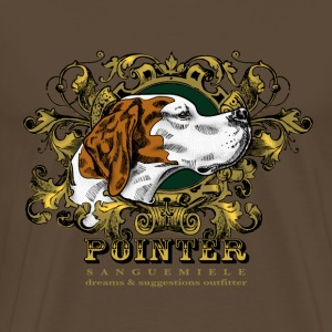 pointer_head T-Shirts - Men's Premium T-Shirt