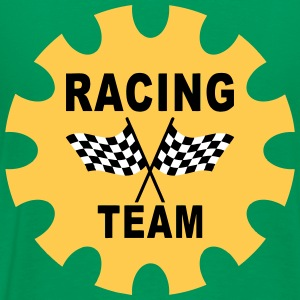 racing team T-Shirts - Men's Premium T-Shirt