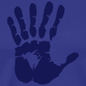 hand with 6 fingers T-Shirts - Men's Premium T-Shirt