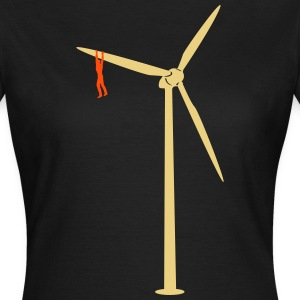 Pull the windmill  T-Shirts - Women's T-Shirt