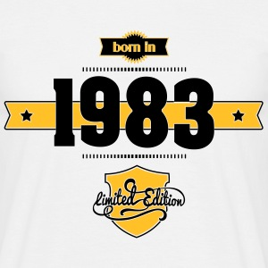 Born in 1983 - Men's T-Shirt