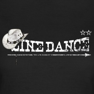 linedance T-Shirts - Frauen T-Shirt