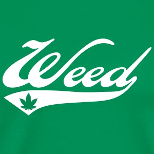 Weed Team Tee shirts - T-shirt Premium Homme
