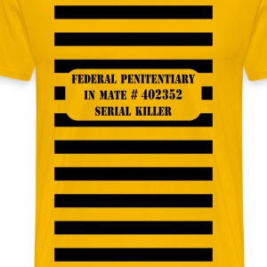 serial killer 2 T-Shirts - Men's Premium T-Shirt