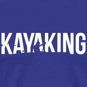 kayaking T-Shirts - Men's Premium T-Shirt