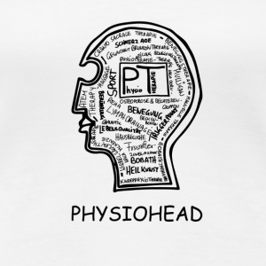 Physiohead T-Shirts - Frauen Premium T-Shirt
