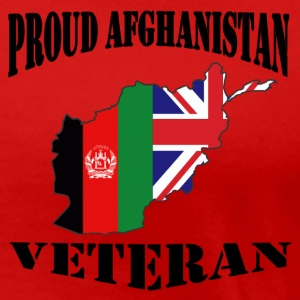 proud_afghanistan_veteran_uk T-Shirts - Frauen Premium T-Shirt