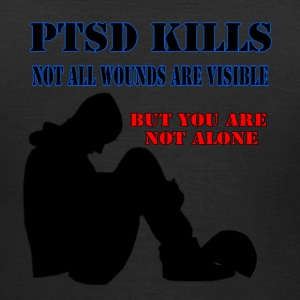 ptsd_kills T-Shirts - Frauen T-Shirt