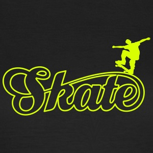 skate T-Shirts - Frauen T-Shirt