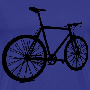 Single Speed - Männer Premium T-Shirt