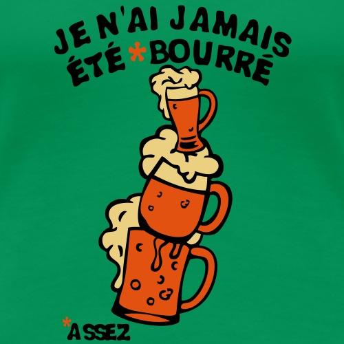 jamais assez bourre biere alcool verre