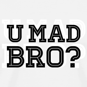 Like a cool you mad geek story bro typography Tee shirts - T-shirt Premium Homme