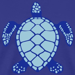 tortue mer animaux turtle 602 Tee shirts - T-shirt Premium Homme