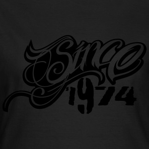 since 1974 T-Shirts - Frauen T-Shirt