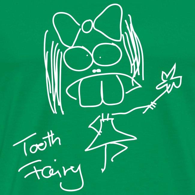 Tooth Fairy White