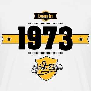 Born in 1973 - Men's T-Shirt
