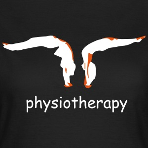 physiotherapy body move  T-Shirts - Women's T-Shirt
