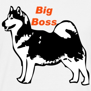 Big Boss T-Shirts - Männer T-Shirt