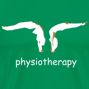 Physiotherapie body move  T-Shirts - Männer Premium T-Shirt